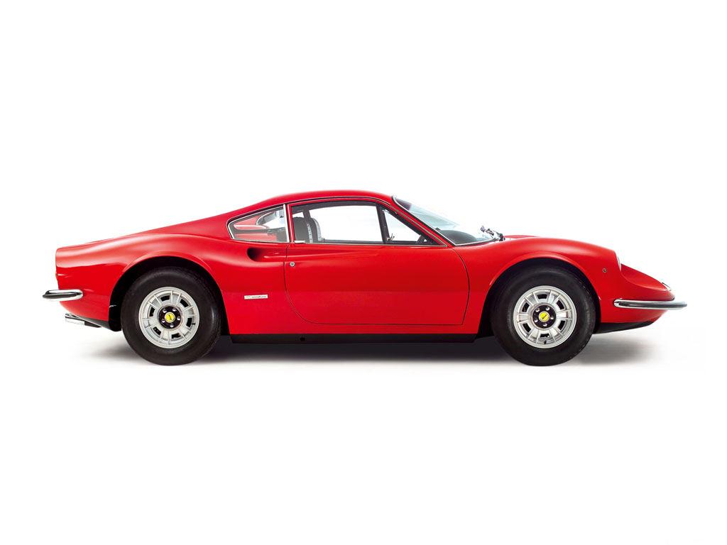 Friday Car Crush  Ferrari 246 GT Dino