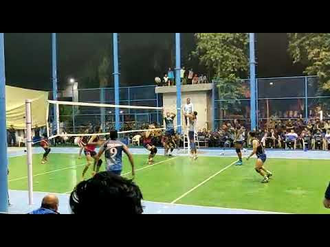 Indian Players Volleyball Video