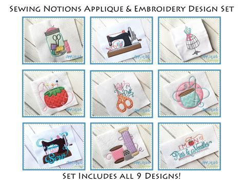 Applique Corner Sewing Notions Applique and Embroidery