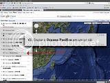 Do Japão à China em um jet ski, sugestão do Google Maps
