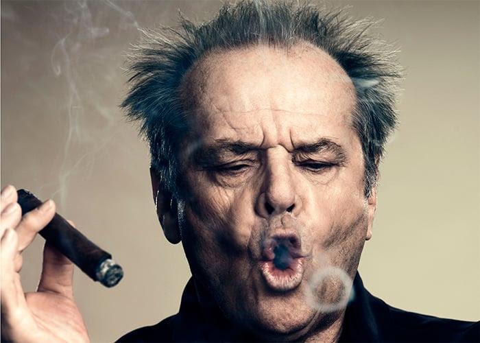 Jack Nicholson ya no recuerda quién es