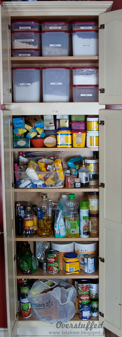 Organize your pantry in one afternoon