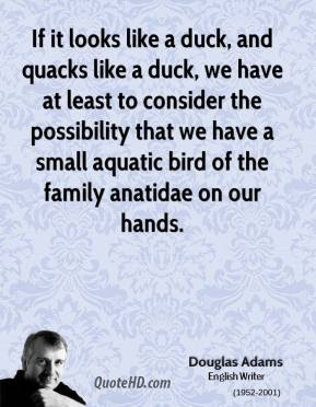 Like A Duck Quotes Page 1 Quotehd