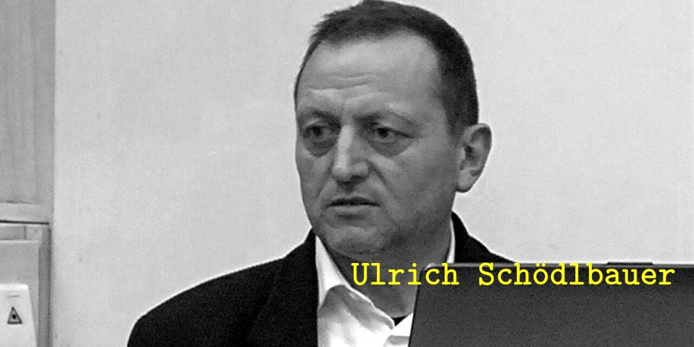 Ulrich Schödlbauer: Die versiegelte Welt
