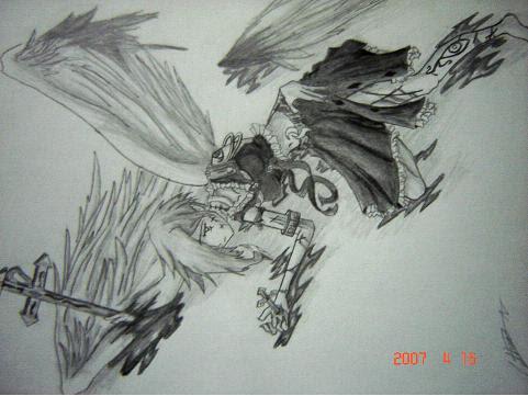 Corazones Con Espadas Para Dibujar A Lapiz Imagui