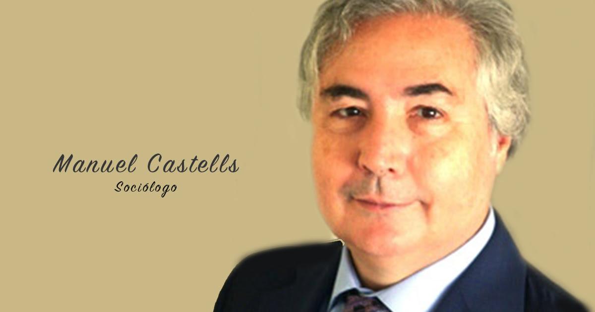 نتيجة بحث الصور عن manuel castells