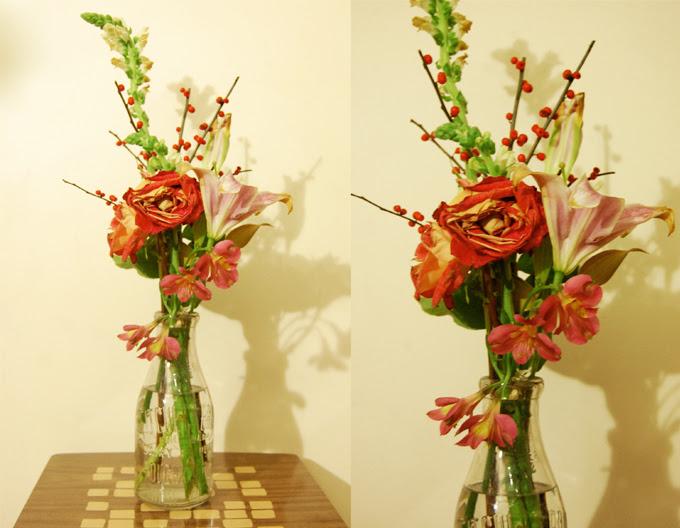 Grandma's Flowers