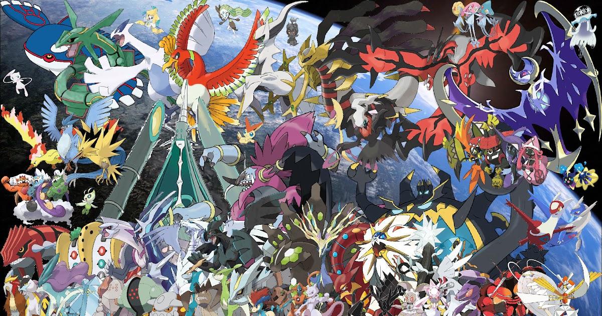 Cool Legendary Pokemon Wallpaper Hd Pokemon Download Pictures