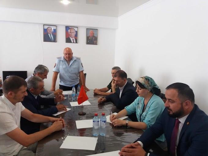 ВИнгушетии открылось отделение межрегиональной общественной организации «Кировцы»