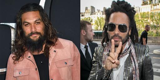 "Avatar of Lenny Kravitz Reveals Ex Wife Lisa Bonet's Husband Jason Momoa Is ""Like a Brother"""
