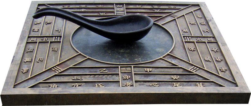 Brújula. Inventos de la antigua china.