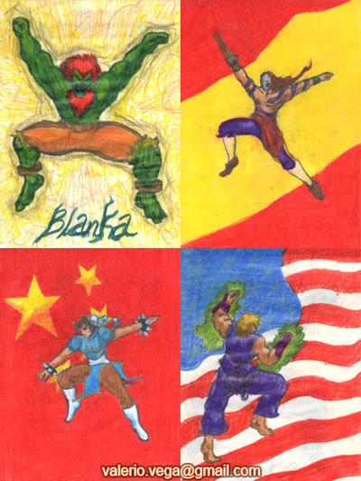 street fighter 1992