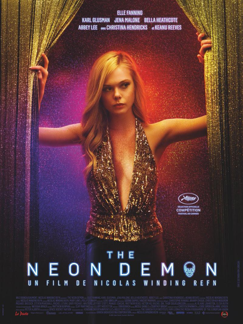 Výsledek obrázku pro the neon demon
