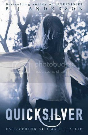 Quicksilver by R. J. Anderson