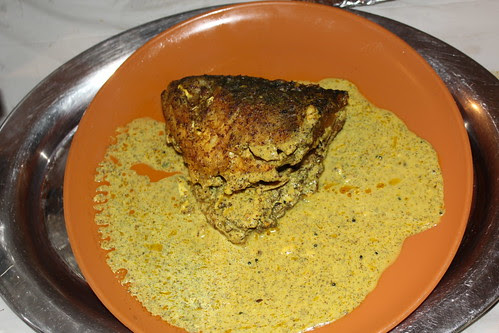 Hilsa Fish Rs 200 A Plate At Nutanpally Food Court Bandra by firoze shakir photographerno1