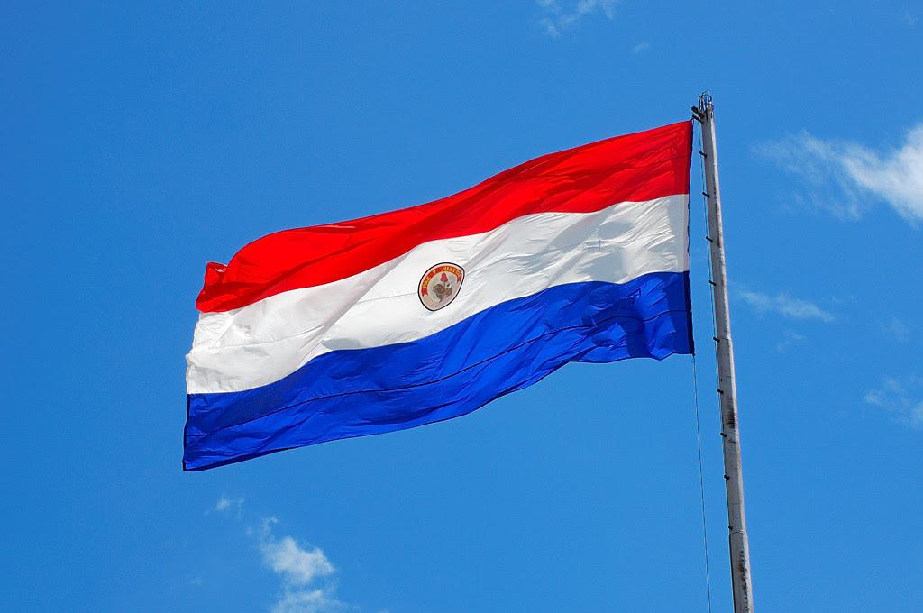 Парагвайский флаг