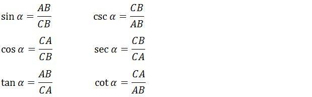 Contoh Soal Perbandingan Trigonometri Pada Segitiga Siku Siku Lengkap Anto Tunggal