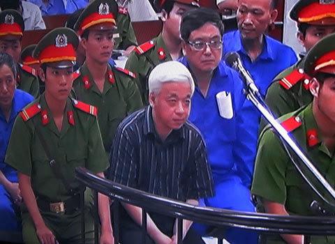 bầu Kiên; Nguyễn Đức Kiên; Trần Đình Long