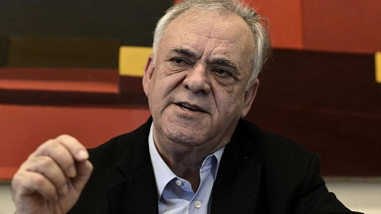 Διαδικασία επανίδρυσης του ΣΥΡΙΖΑ προτείνει ο Δραγασάκης