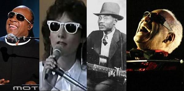 Cegos famosos