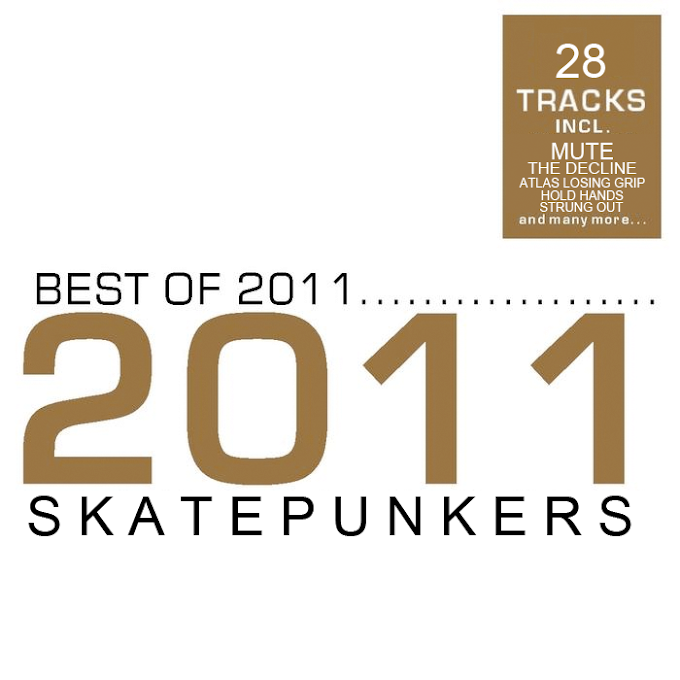 <center>VA - Skatepunkers - Best Of 2011 (2011)</center>