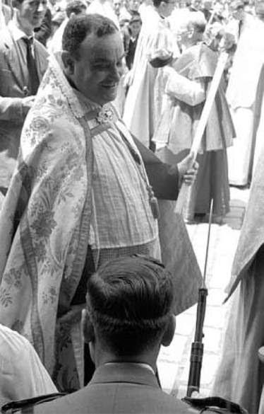 Corpus de 1955 en Toledo. Fotografía de Ken Russell