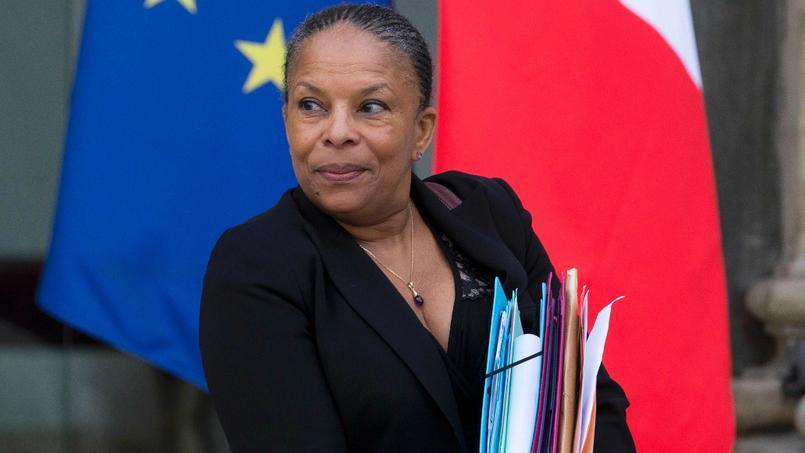 Christiane Taubira vient d'annoncer sa démission du ministère de la Justice.