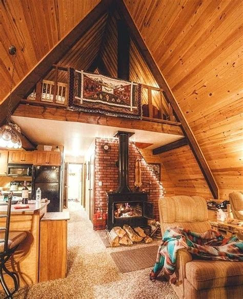 small cabins interiors  ideas  small cabin