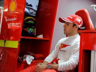 Φωτογραφία για Η παραμονή μου στη Ferrari εξαρτάται από την απόδοσή μου, λέει ο Massa