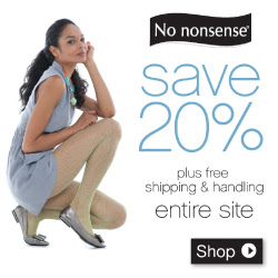 Save 20% off Sitewide + Free Shipping