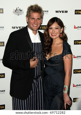 curtis stone wife or girlfriend. dresses Curtis Stone Lindsay
