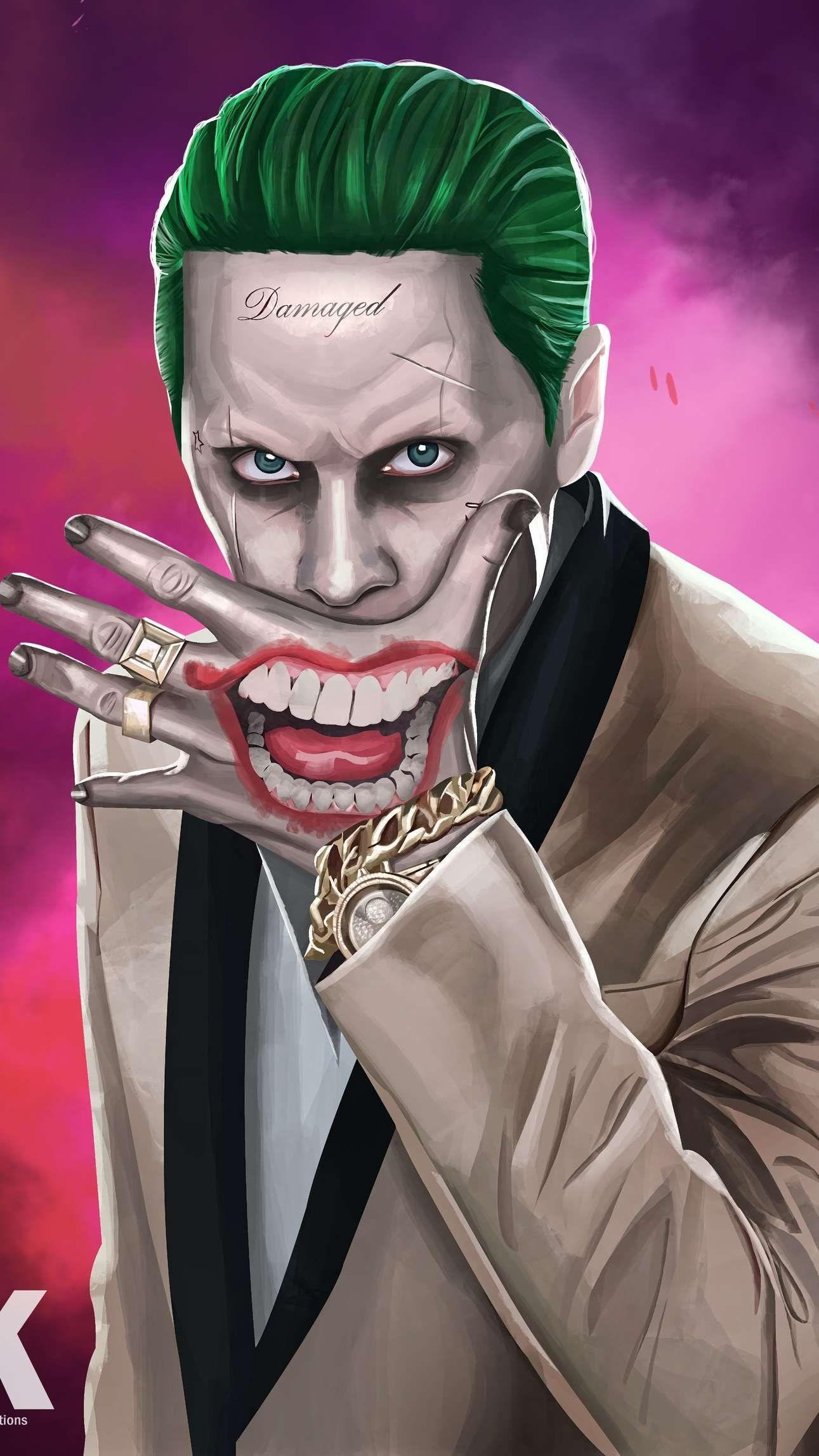 Top Five Gambar Wallpaper Joker 3d