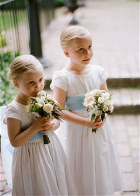 Flower Girls & Ring Bearers // Captured by Kate Murphy via