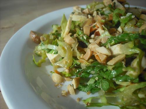 """Chinese """"Chicken"""" Salad"""