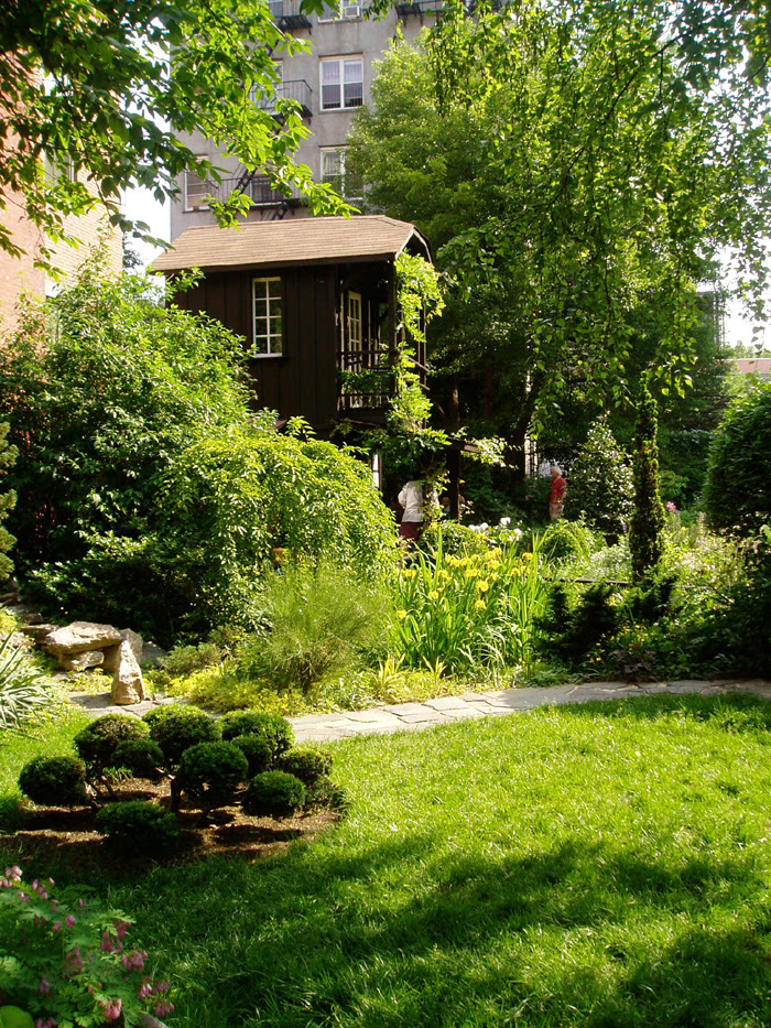 6BC Garden House