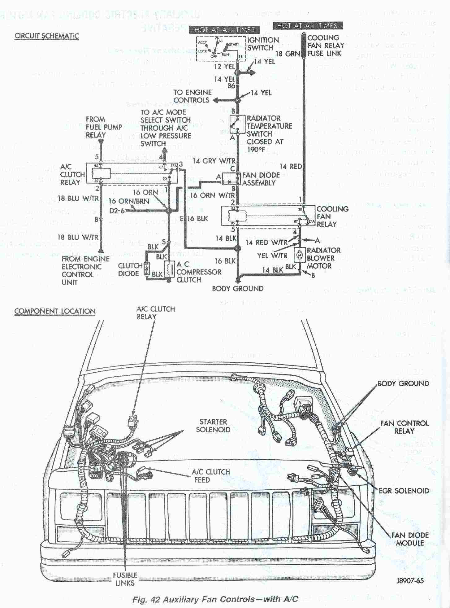2003 Jeep Grand Cherokee Laredo Wiring Diagram