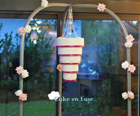 Gâteaux suspendus   Cake en l'air