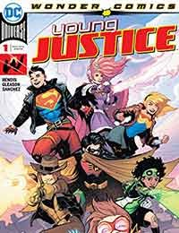 Young Justice Comic 2019 Read Online