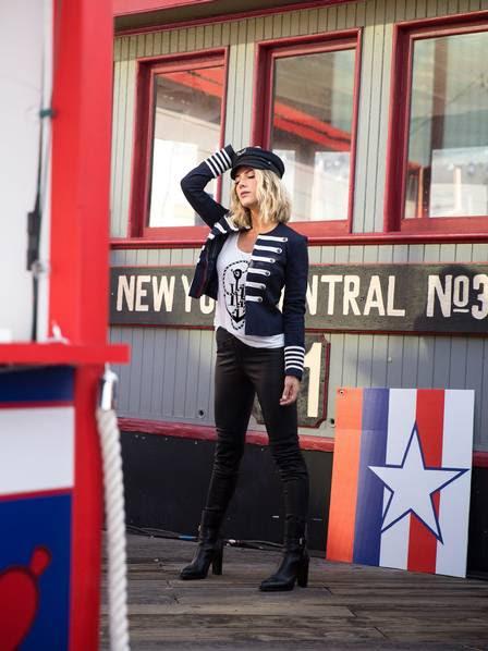 Giovanna Ewbank posa para ensaio em NY