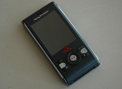 new phone :: ny mobil