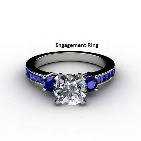 Lapis Lazuli Engagement Rings for Women ? Jewelry