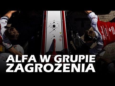 Alfa Romeo w grupie zagrożonych zespołów