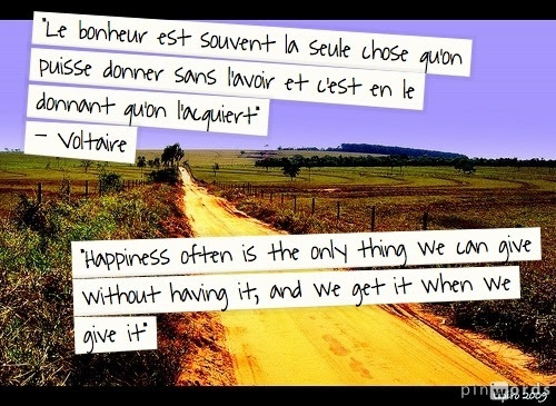 French Quotes Proverbs And Sayings