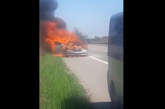 mașină foc