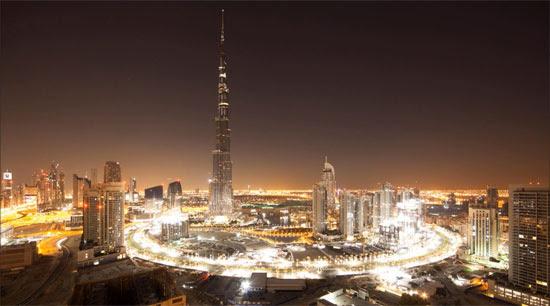 Εντυπωσιακό 28ωρο timelapse video του Dubai