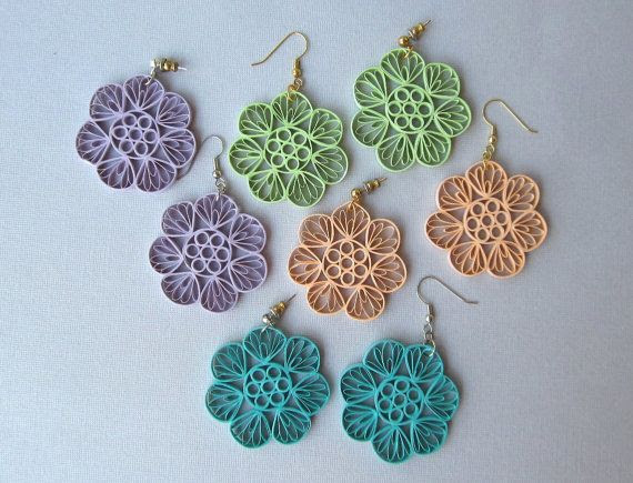 Hey, I found this really awesome Etsy listing at https://www.etsy.com/listing/167026346/quilling-earrings-fans-and-circles