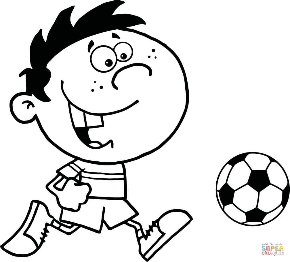 80 Top Printable Coloring Pages Of Soccer Ball Images & Pictures In HD