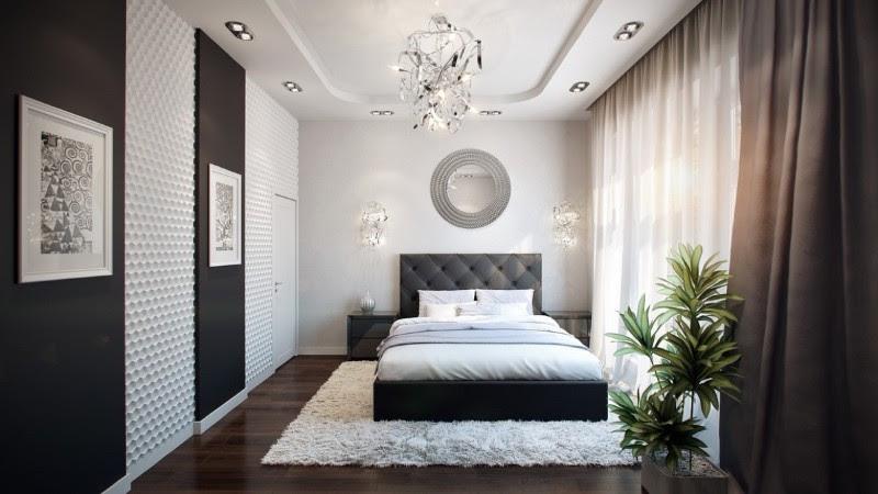 10 Black and White Master Bedroom Ideas - Master Bedroom Ideas