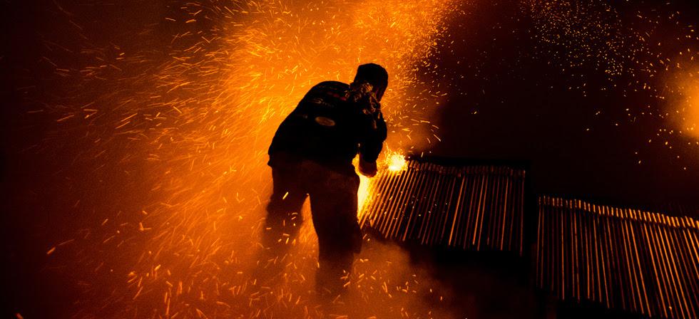 TIME: Στη Χίο ο πιο εξωπραγματικός πασχαλινός εορτασμός