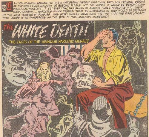 White Dead  (Lawbreakers 4, 1951)